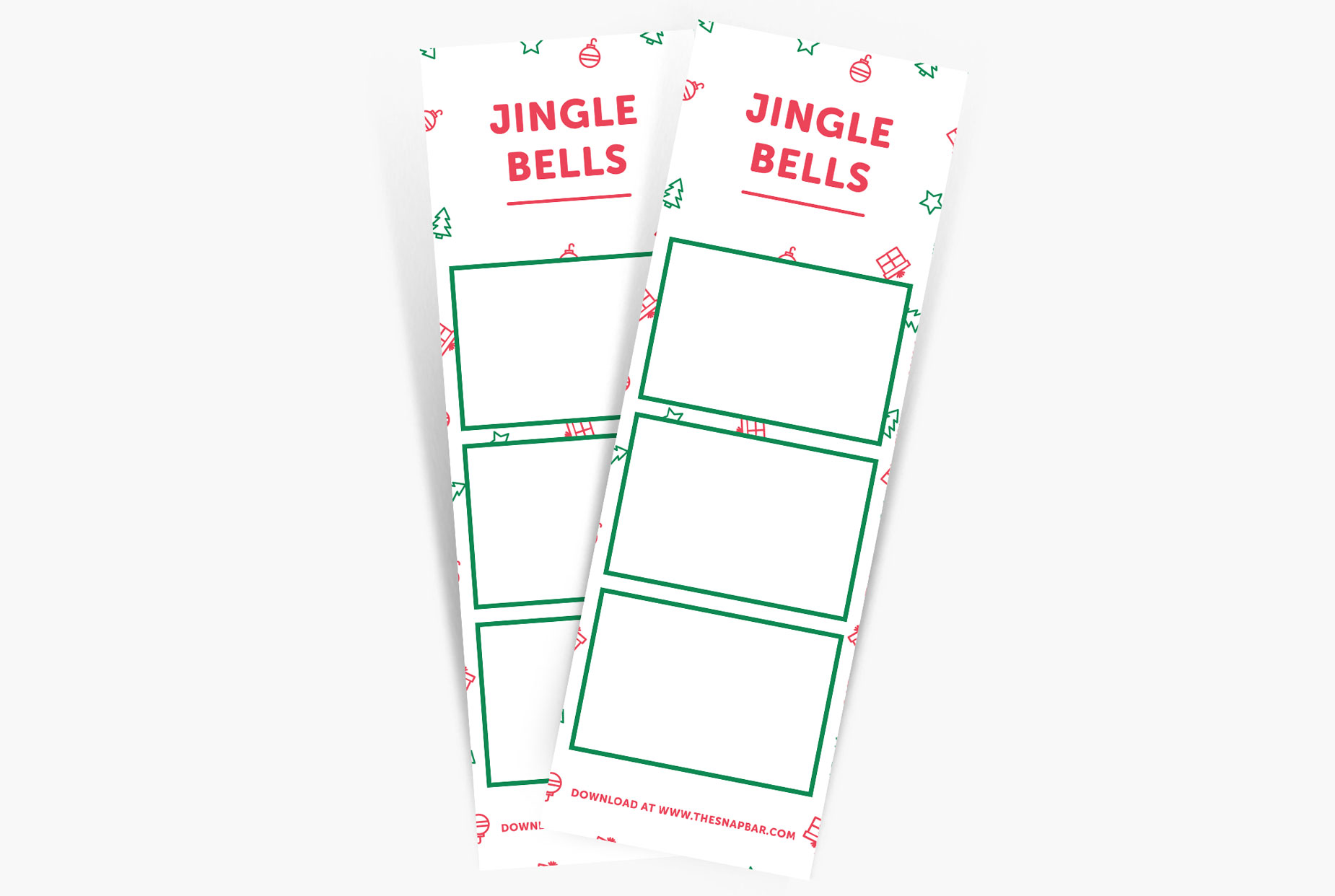 Print Template Jingle Bells