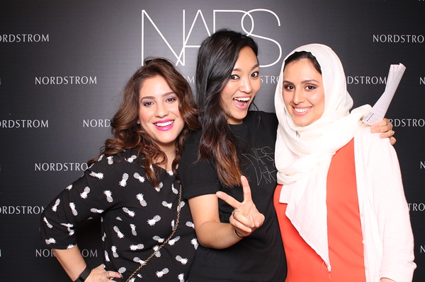 Nordstrom MARS photo booth